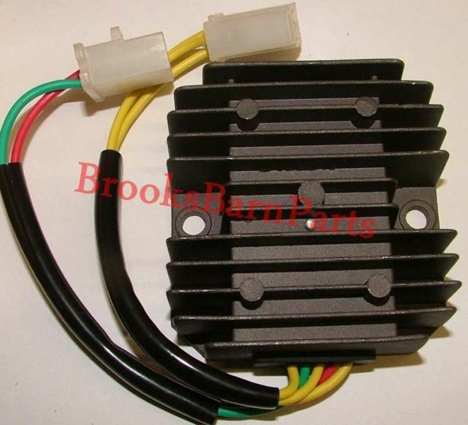 Honda spacy ch wire phase regulator rectifier