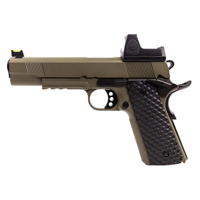 Airsoft gas, co2 and electric pistols and revolvers