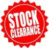 ZZ - CLEARANCE STOCK