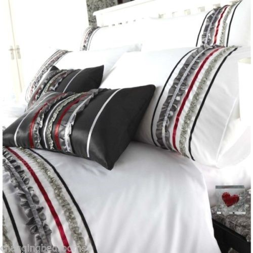 Changingbedrooms Com Double Size Carnival Multi Tone White