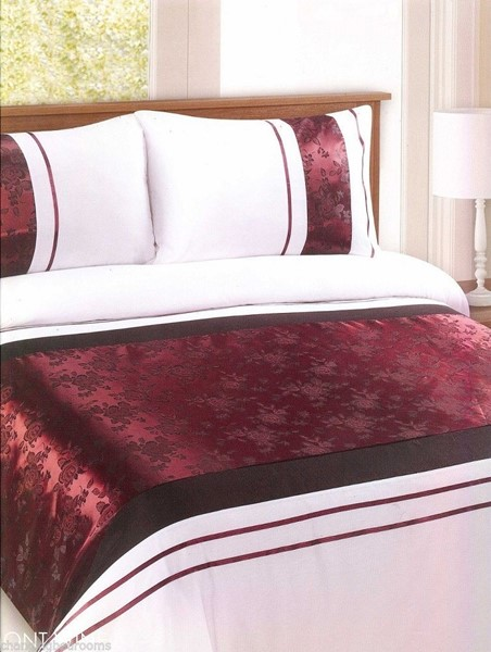Changingbedrooms Com King Size Belmont Red Wine