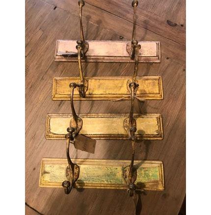 2x wall hooks - hadley order