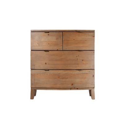 4 Drawer Chest - Bermuda Bedroom Furniture