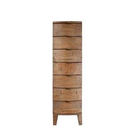7 Drawer Tall Chest - Bermuda Bedroom Furniture