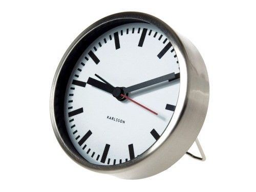 Alarm clock Steel