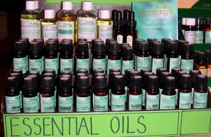 Aromatherapy Essential Oils 10ml  - Patchouli