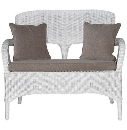 Calabria Sofa  - White By Pacific Lifestyle