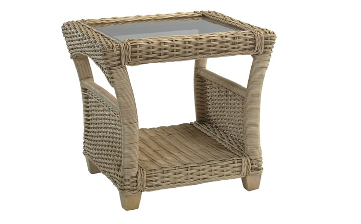 Cane Conservatory Accessories, Tables & Footstools