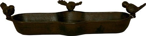 Cast Iron Bird Feeder / bath