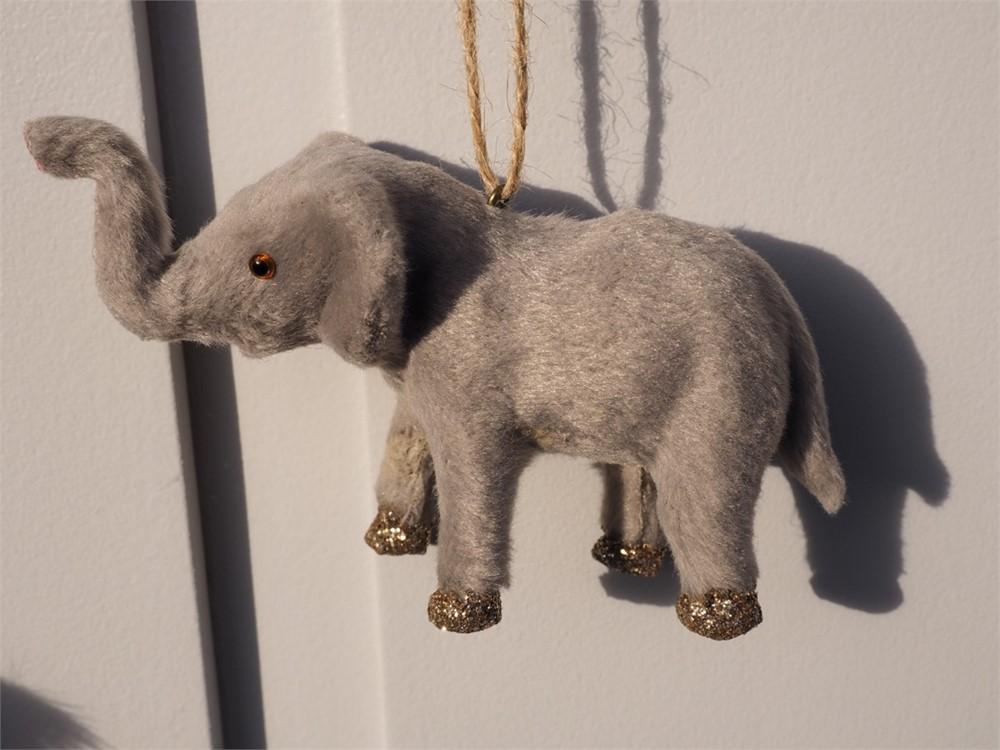 Christmas Decoration - Elephant