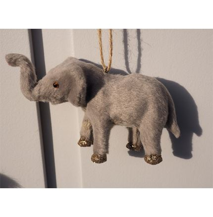 Christmas Decoration - Elephant