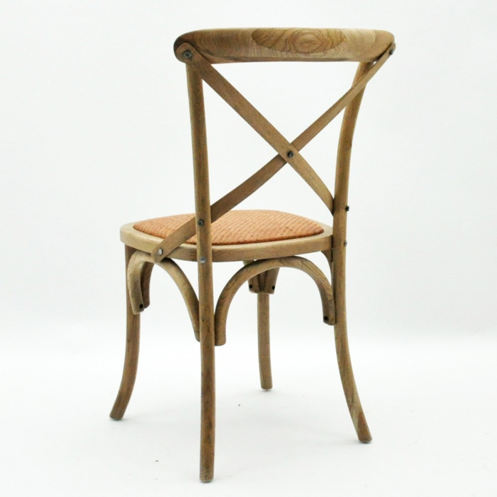 Magnificent Bentwood Dining Chairs Oak Wooden Chairs Cross Back Dining Machost Co Dining Chair Design Ideas Machostcouk