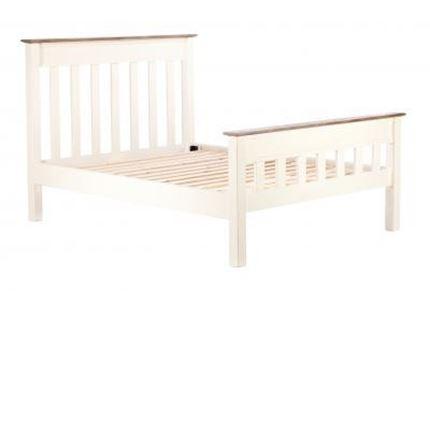 Cotswold Bedroom Furniture - Panel Bed - 180cm Panel Bedstead