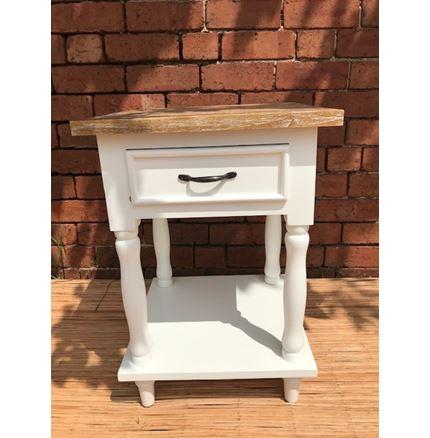 Cottonwood Lamp Table / bedside