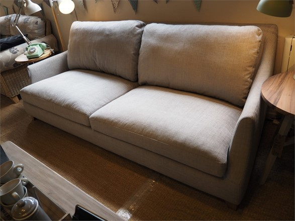 EX DISPLAY OFFER - Rose 3 seater Sofa by Sits - Lux Comfort