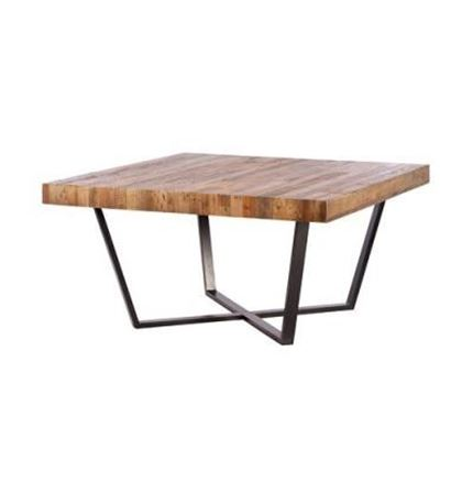 Flea Market Square Dining Table  - now 25% off