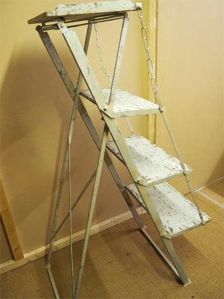Folding Steps Stairs Ideal For Displays