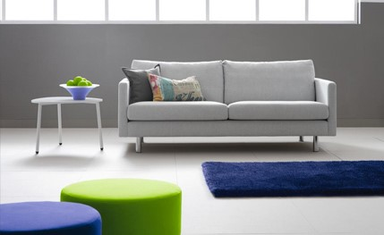 Impulse 3 seater Sofa by Sits