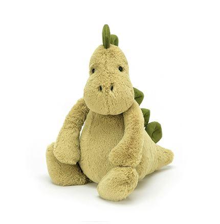 Jellycat soft toy - Bashful Dino - Medium