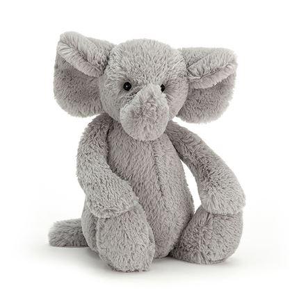 Jellycat soft toy - Bashful Elephant - Small
