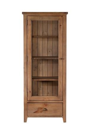 Leeward  1 Door Display Cabinet