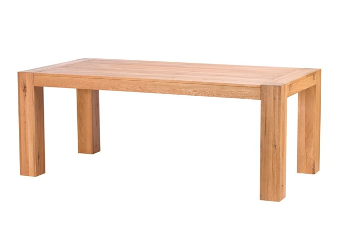 Loft Dining Furniture - 200cm Dining Table - promotion 50% Off