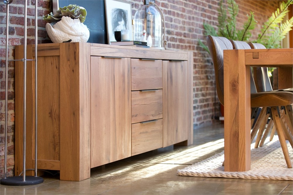 Loft Dining Furniture - Wide Side Board - promotion 25% Off limited period