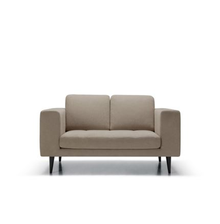 Markus 2 seater Sofa by Sits - in Dark Beige Fabric