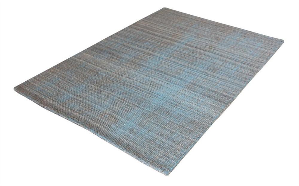 Medanos Natural Grey wool rug - 190 x 290cm