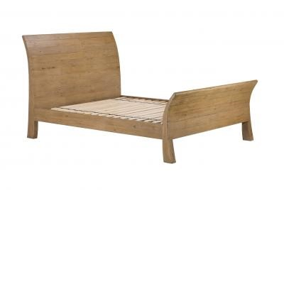 Panel Bed 135cm - Bermuda Bedroom Furniture