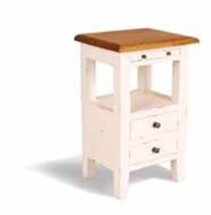 Provence Side Table, bedside table