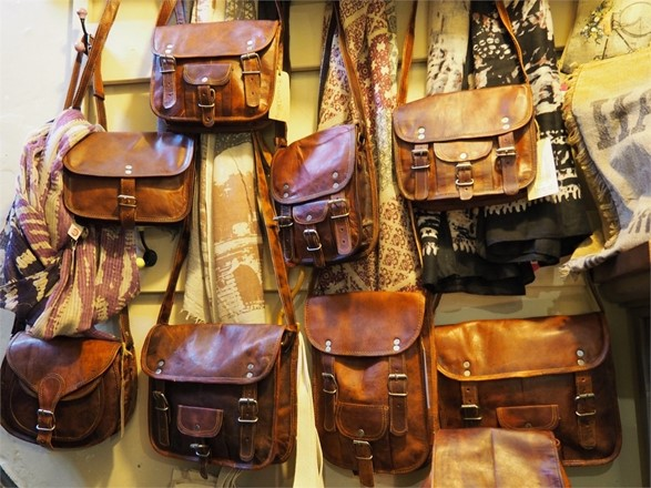 Real Leather Bags