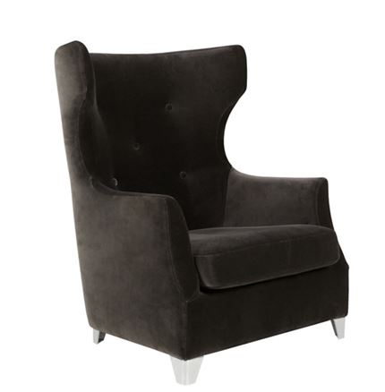 Rose High Back Armchair by Sits - Standard Comfort