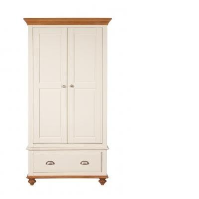 Salisbury Bedroom Furniture - Gents Wardrobe