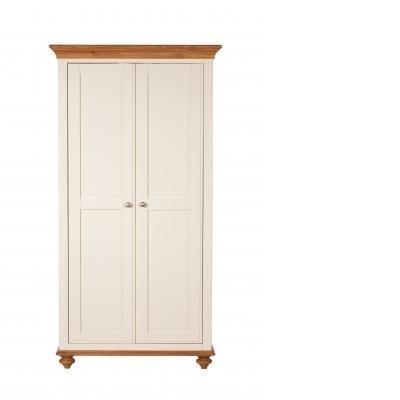 Salisbury Bedroom Furniture - Ladies Wardrobe