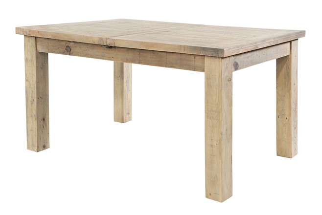 Saltash Dining Furniture - Extending Dining Table 180 (ext-230)