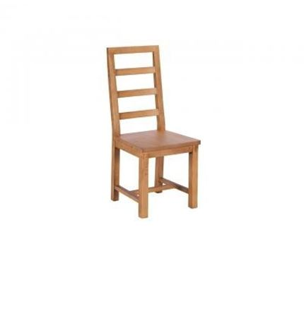 Sienna Dining Chair - Wooden seat