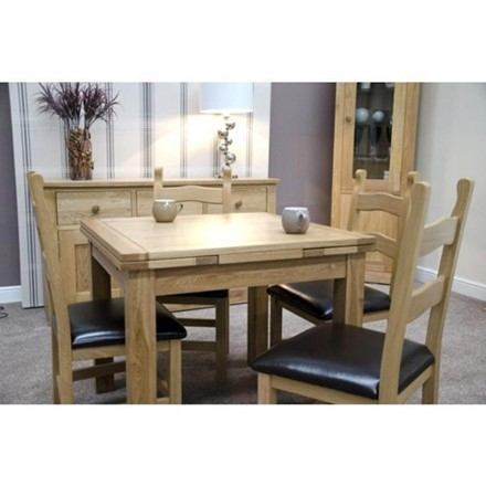 Solid Oak Dining Range (HS)