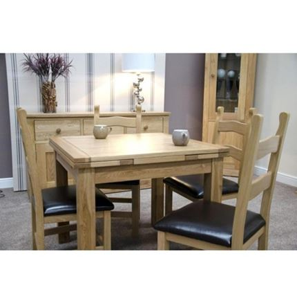 Solid Oak Dining Range (HS)