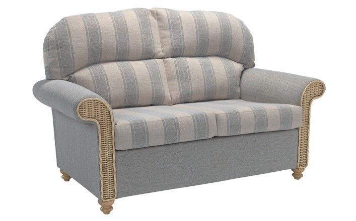 Stamford 2 seater sofa - Cane Furniture by Desser