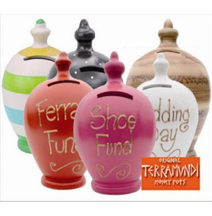 Terramundi Money pots