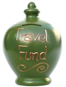 Terramundi money pot - Travel Fund