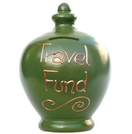 Terramundi money pot - Travel Fund