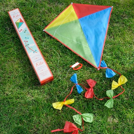 Traditional Diamond Kite
