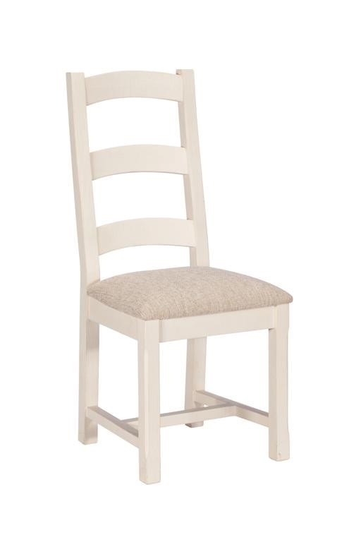 Upholstered Seat Dining Chair - Cotswold Dining Furniture