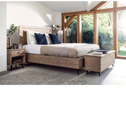 Valetta Bedroom Furniture - Reclaimed wood
