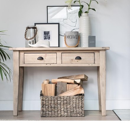 Valetta Dining Furniture - Console Table