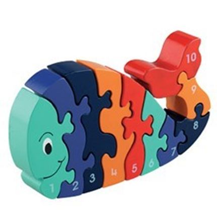 Wale 1 -10 Jigsaw