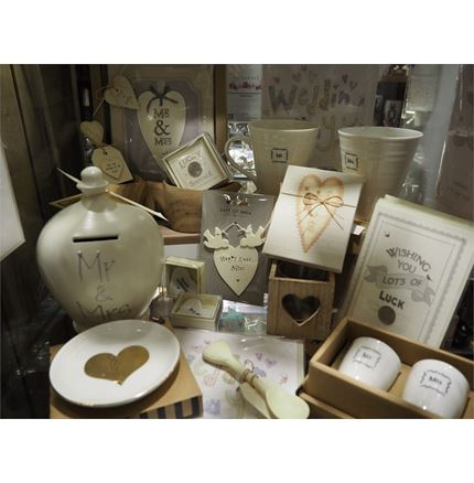 Wedding Gifts & Cards
