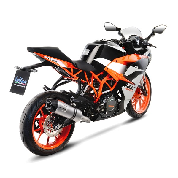Leo Vince Exhaust For Ktm Rc